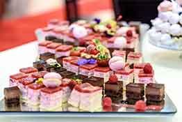 dessert buffet Catering Adriaens Tilburg